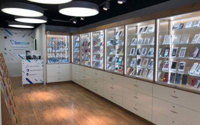 Otwarcie nowego salonu Fonmix w Zielonej Góry