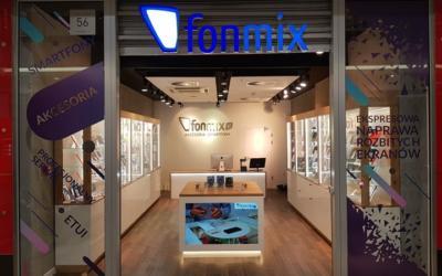 Nowy Fonmix w Galerii Krakowskiej